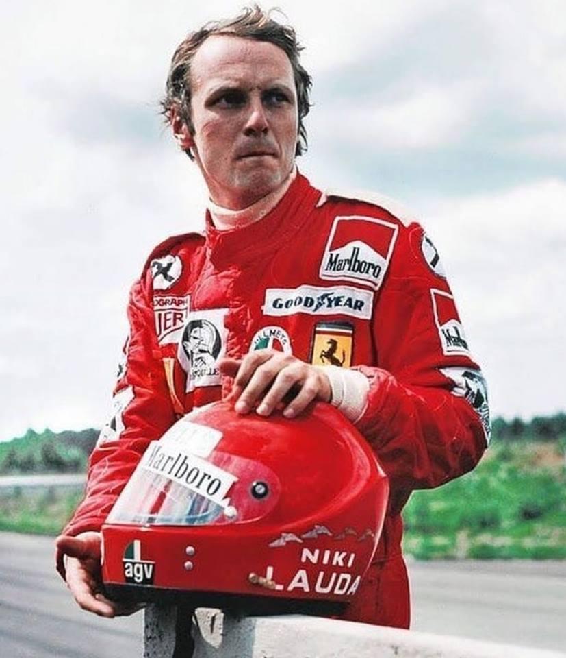 Niki Lauda Gears