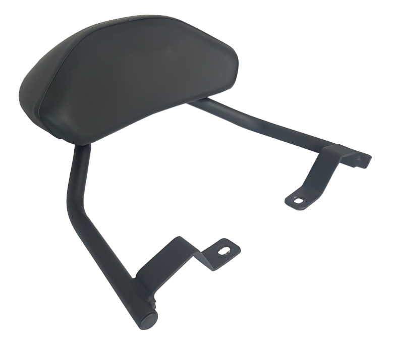 3. Backrest Pad & Bracket
