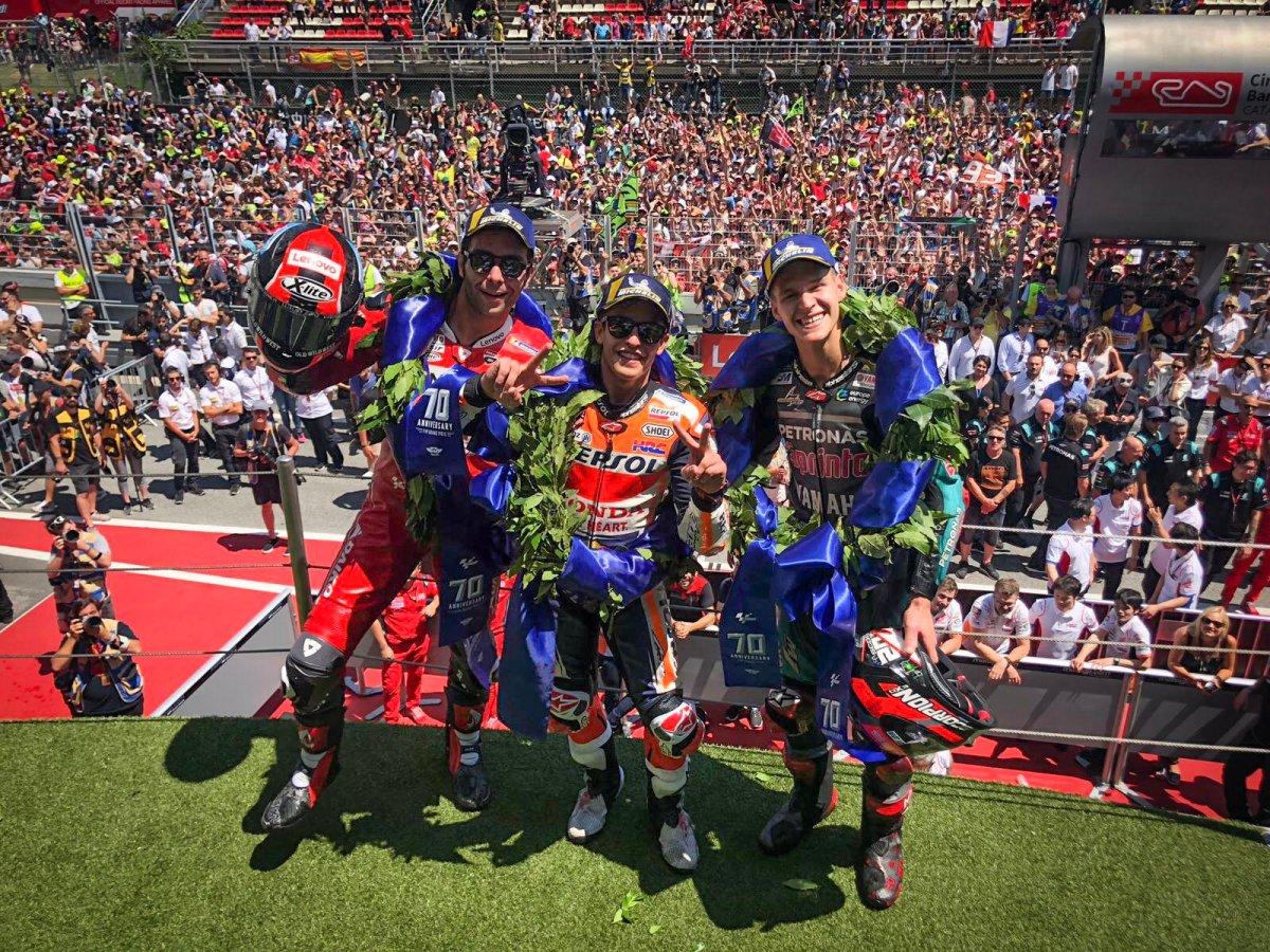 GP BARCELONA 2019 – RACERESULT