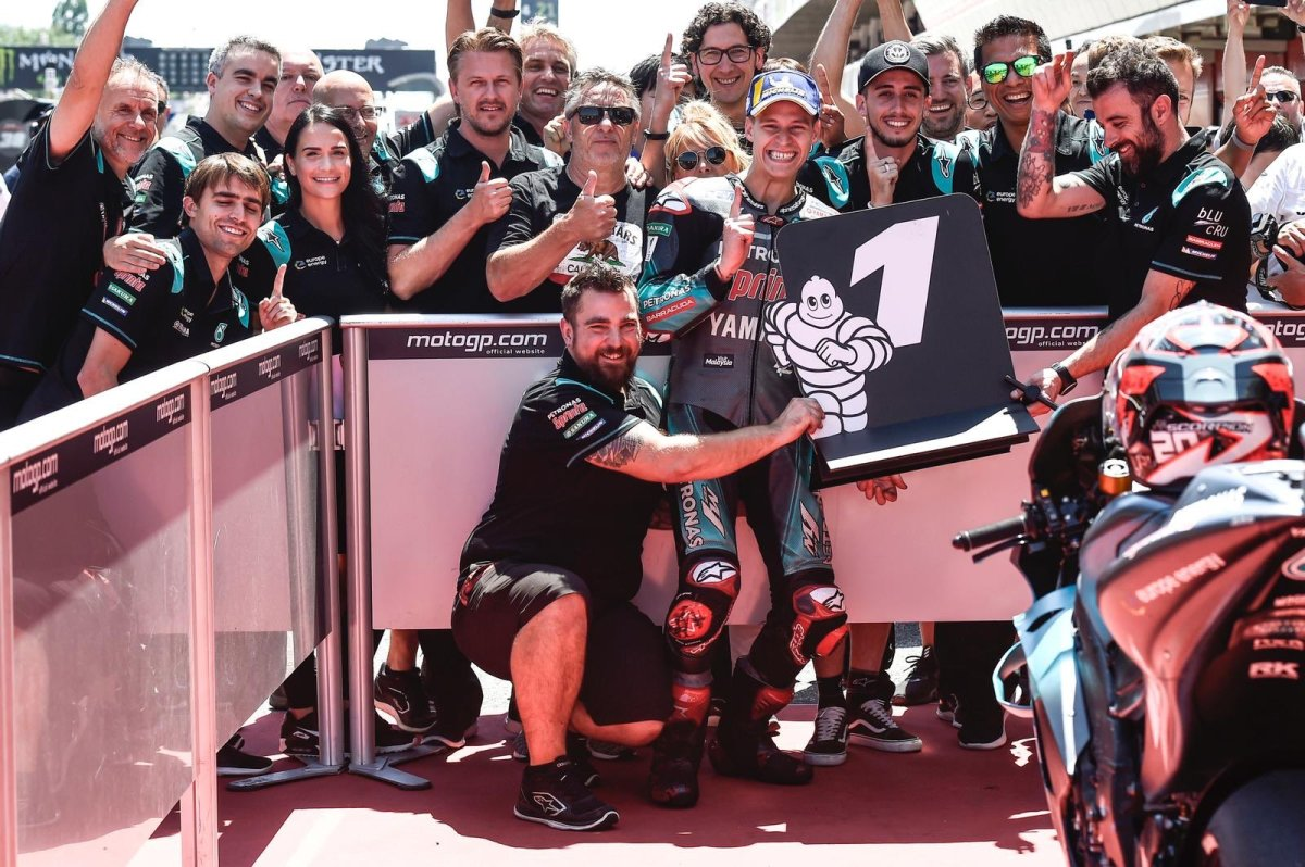 GP OF BARCELONA 2019 – QUALIFYING RESULT