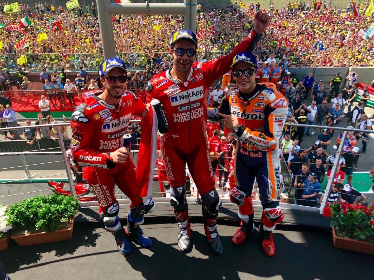 GP ITALIA 2019 – RACERESULT