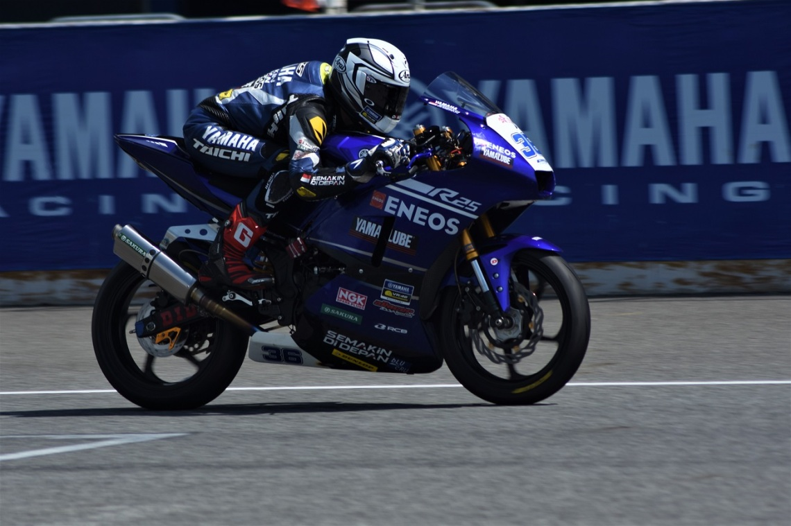 M faerozi, Action Race 1 AP250