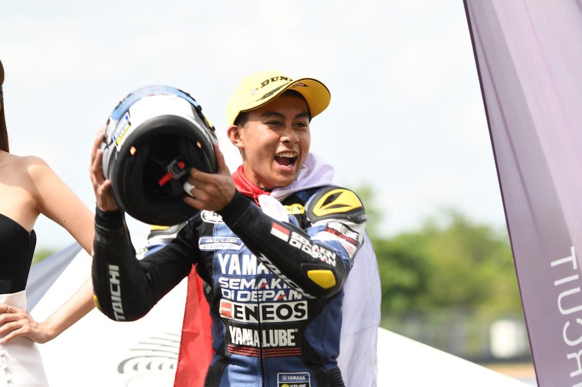 M Faerozi, Race 2 AP250