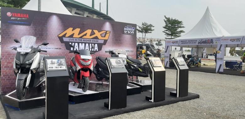 MAXI Yamaha Day di Stadion Pakansari Cibinong (7)
