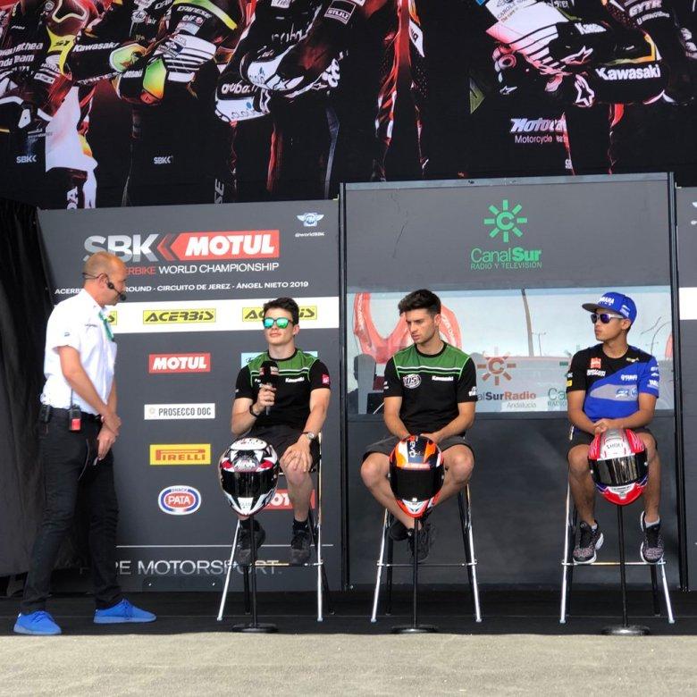 Paddock Show, WorldSSP300 Jerez