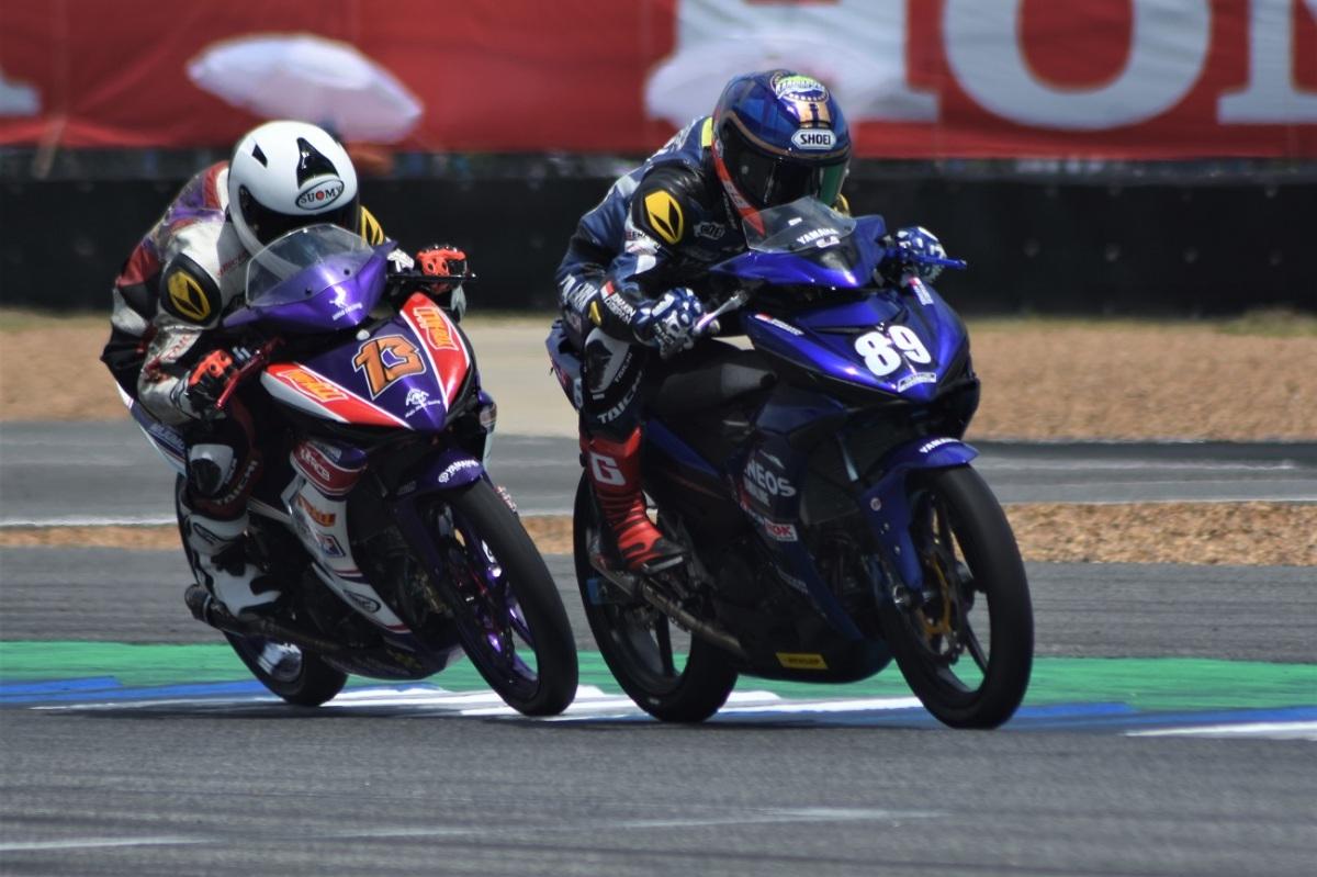 RACE 1 ARRC THAILAND, RIDERS YAMAHA INDONESIA KONSISTEN DI BARISDEPAN