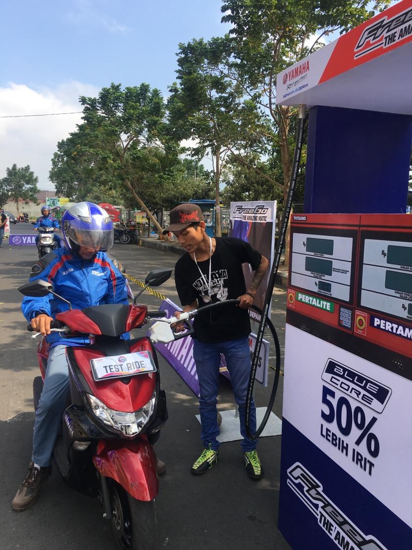3. Test Ride Kediri
