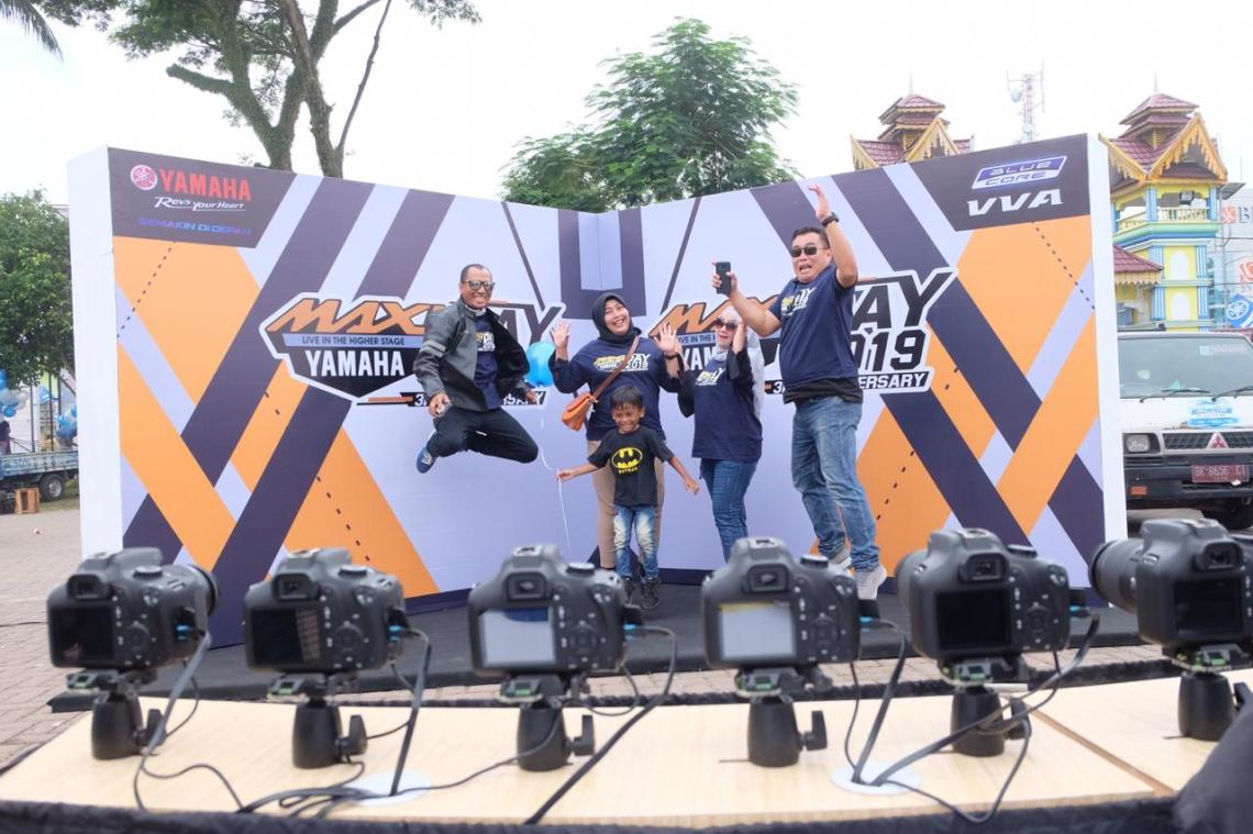 MAXI Yamaha Day di Tebing Tinggi (3)