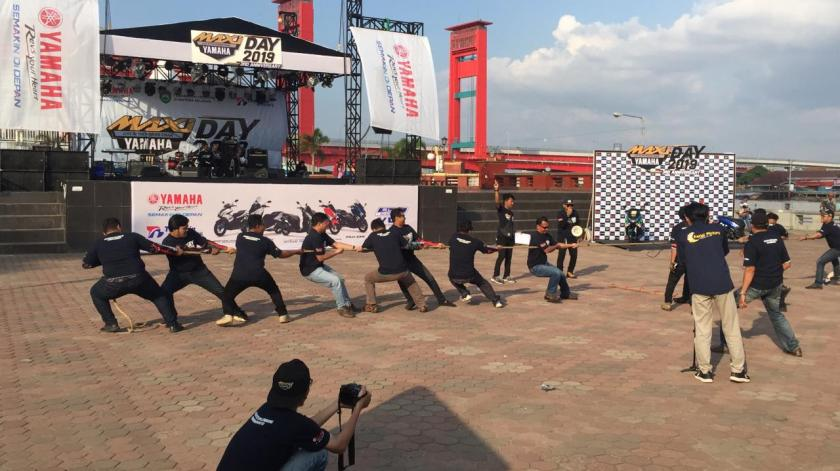 MAXI Yamaha Day Palembang 2019 (2)