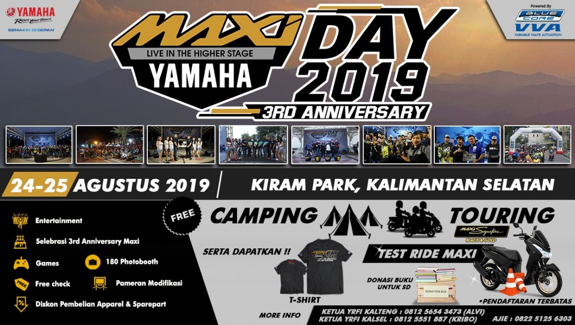 MAXI DAY BANJARMASIN