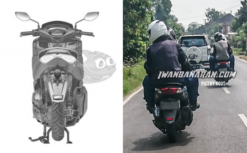 NMax Facelift Comparison