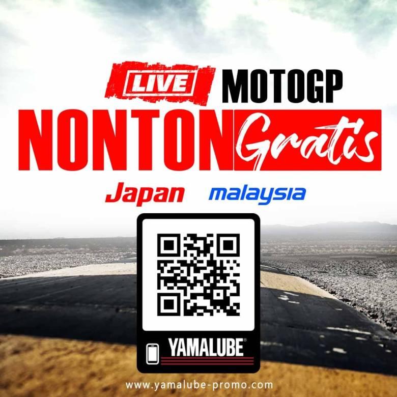 Yamalube Goes to MotoGP (3)