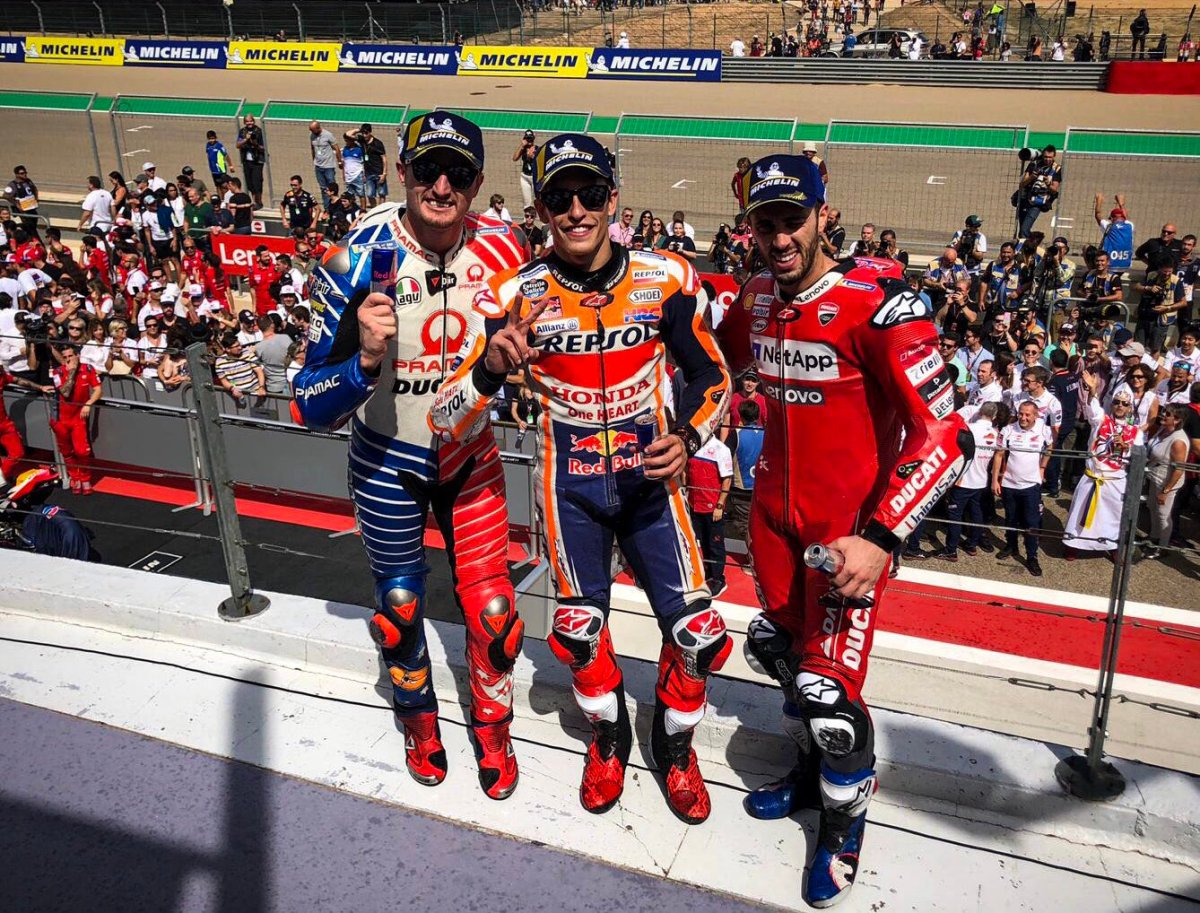 GP OF ARAGON 2019 – RACE RESULT