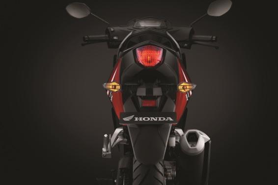 New Honda GTR 150 Back Tail