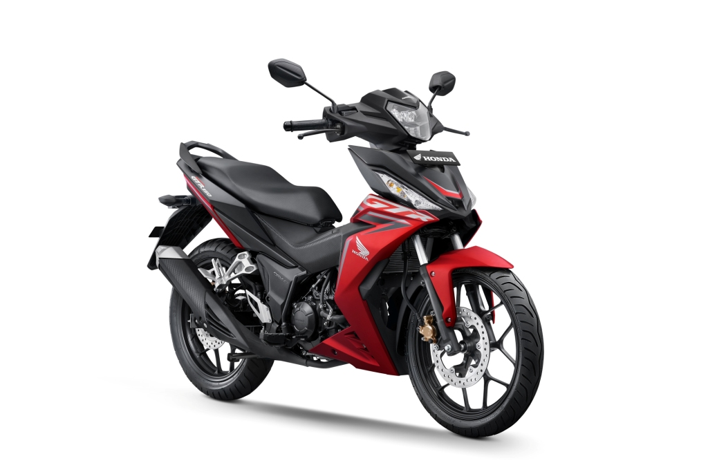 New Honda GTR 150 Black
