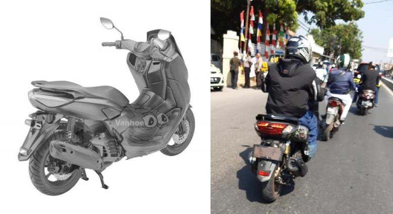 NMax Facelift Comparison 2