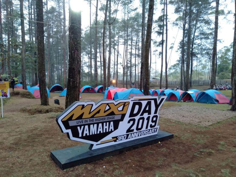 MAXI Yamaha Day di Orchid Forest Lembang Bandung (10)