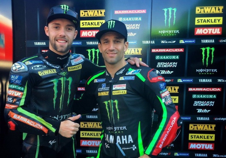 Zarco and Folger