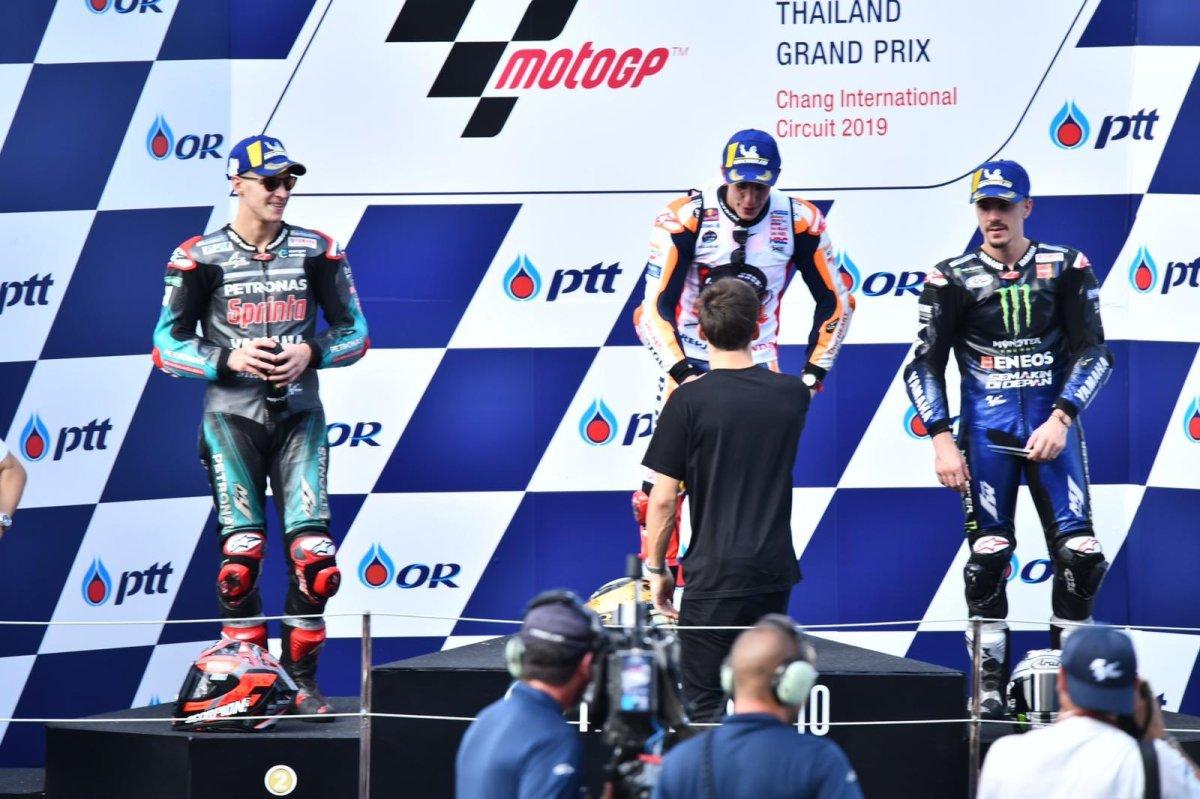 GP OF THAILAND 2019 – RACERESULT