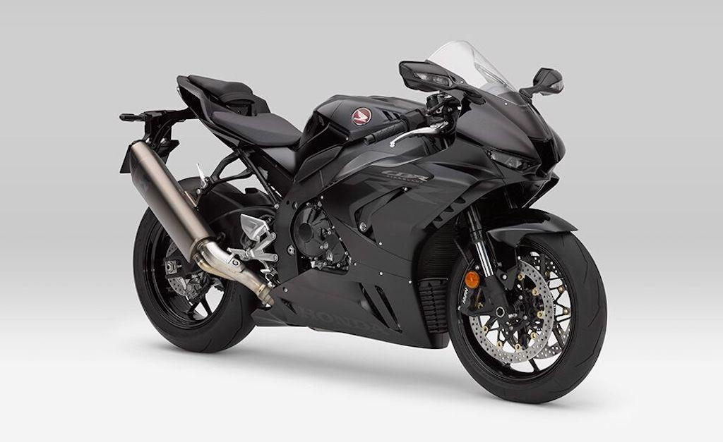 CBR 1000RRR Black