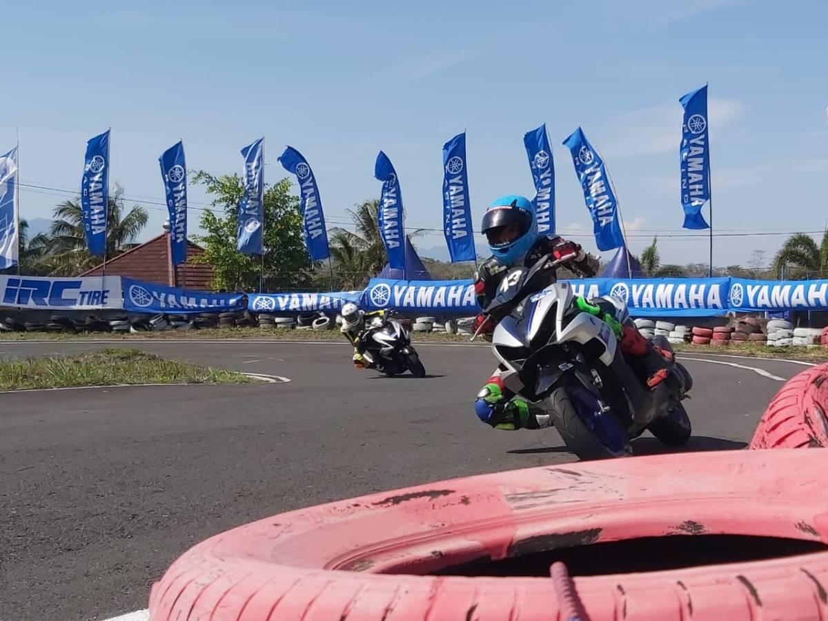 AEROX FUN RACE TASIKMALAYA JADI KELAS BALAP PALINGDISOROT