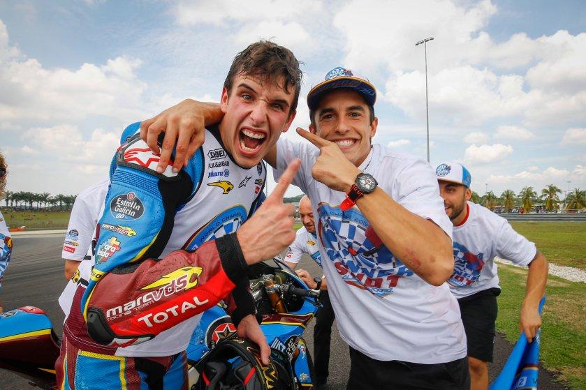 Marquez Champions