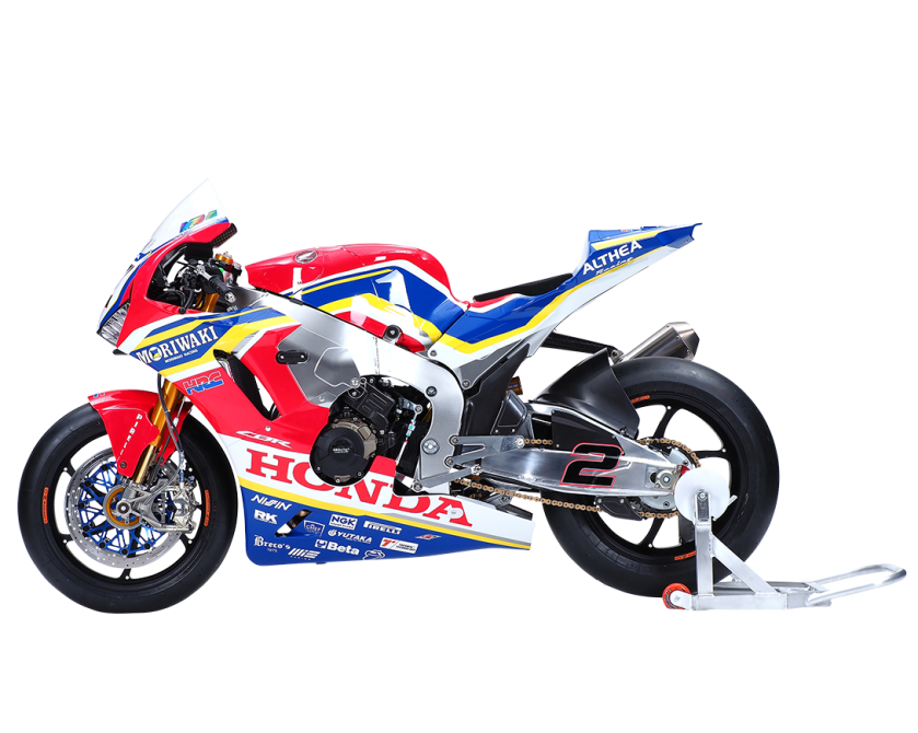 Moriwaki World Superbike