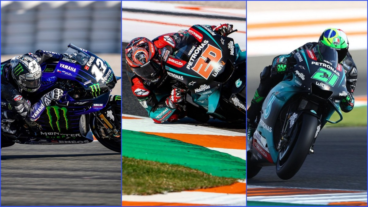 VALENCIA – PRE SEASON TEST 2020 – COMBINED RESULT