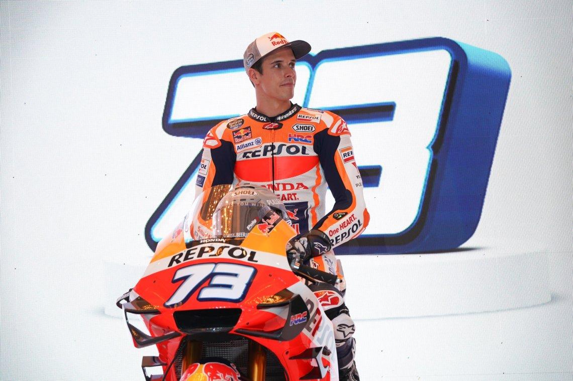 Alex Marquez Jakarta 2020