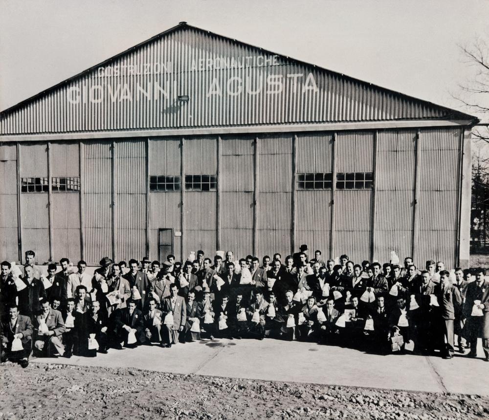 MV Agusta First Factory