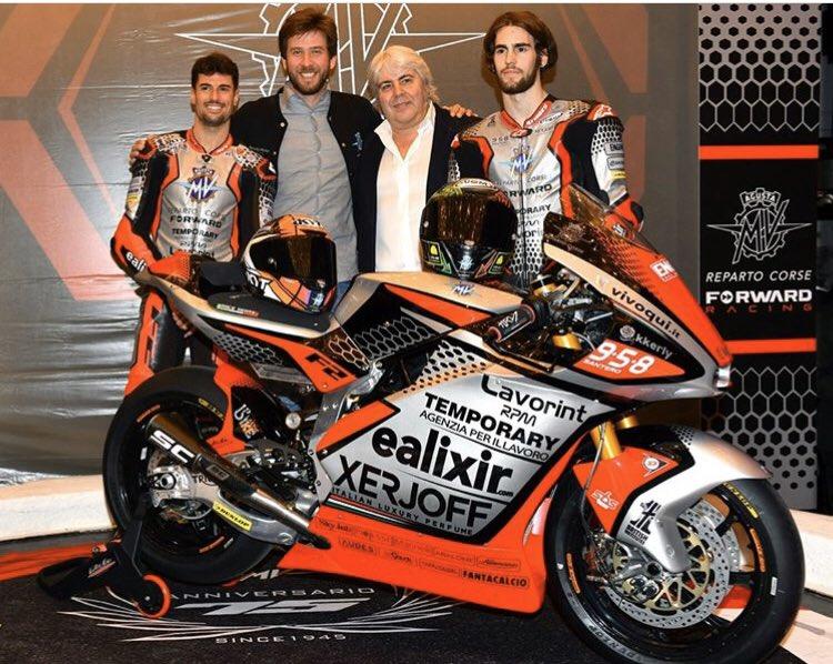 MVagusta Moto2 Team