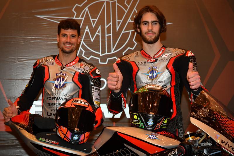MVagusta Moto2Rider