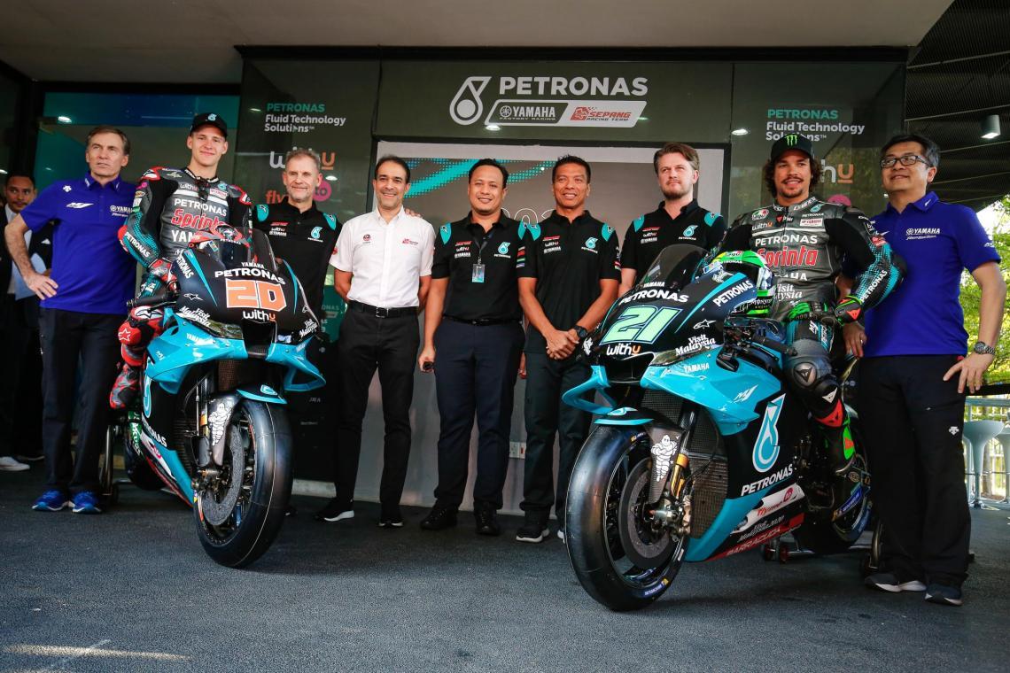 Yamaha Petronas Formasi 2020