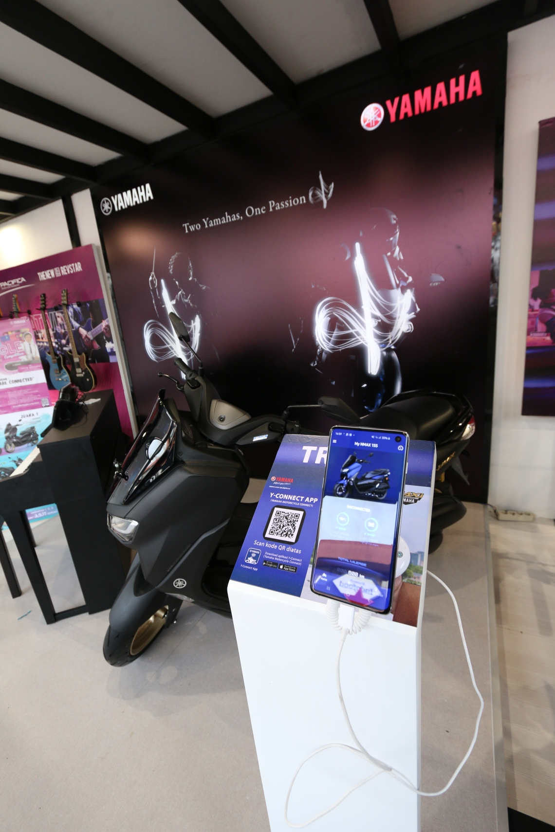 1. Y-CONNECT BOOTH