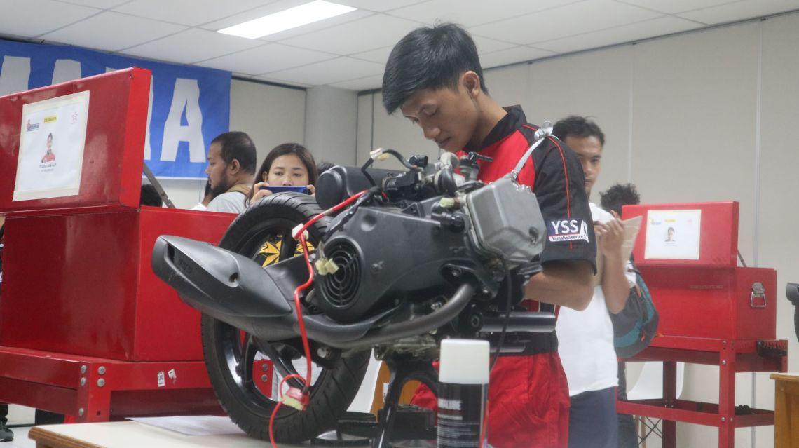 Indonesia Technician Grand Prix (ITGP) Seleksi Regional Jakarta 2020 (2)
