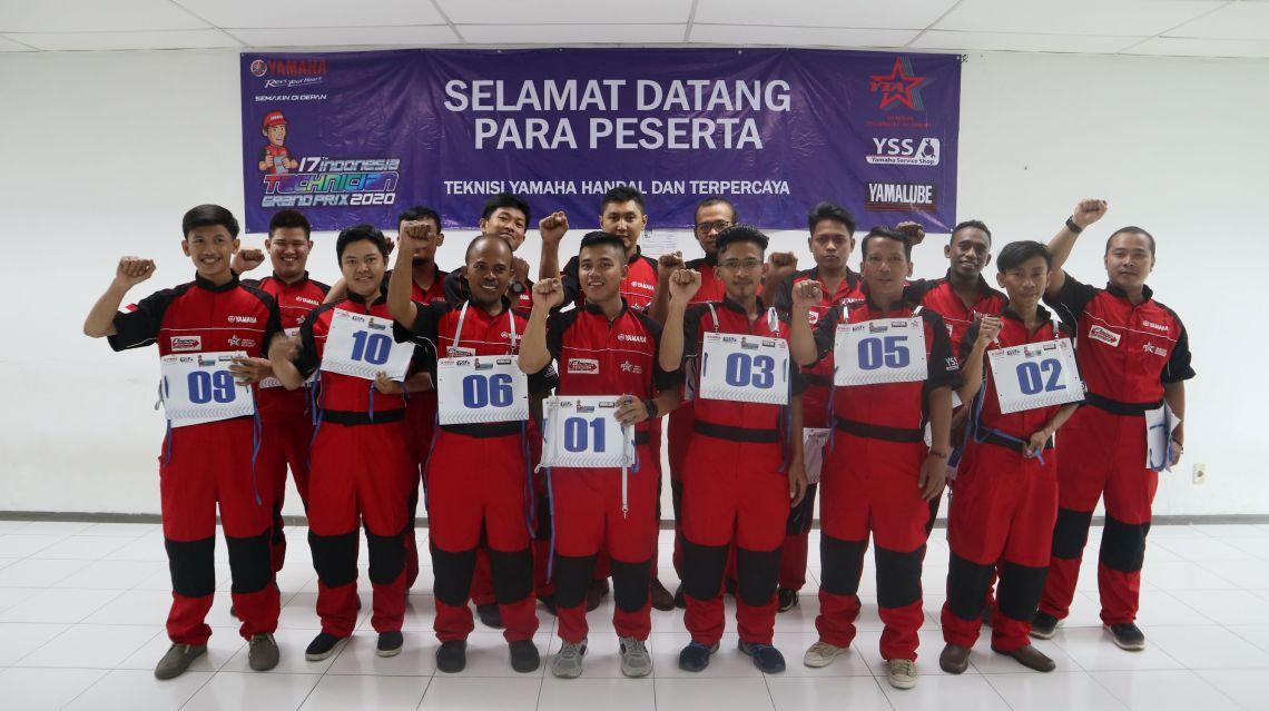 Indonesia Technician Grand Prix (ITGP) Seleksi Regional Jakarta 2020 (5)