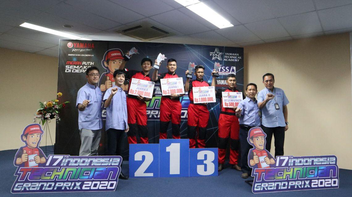 Indonesia Technician Grand Prix (ITGP) Seleksi Regional Jakarta 2020 (6)