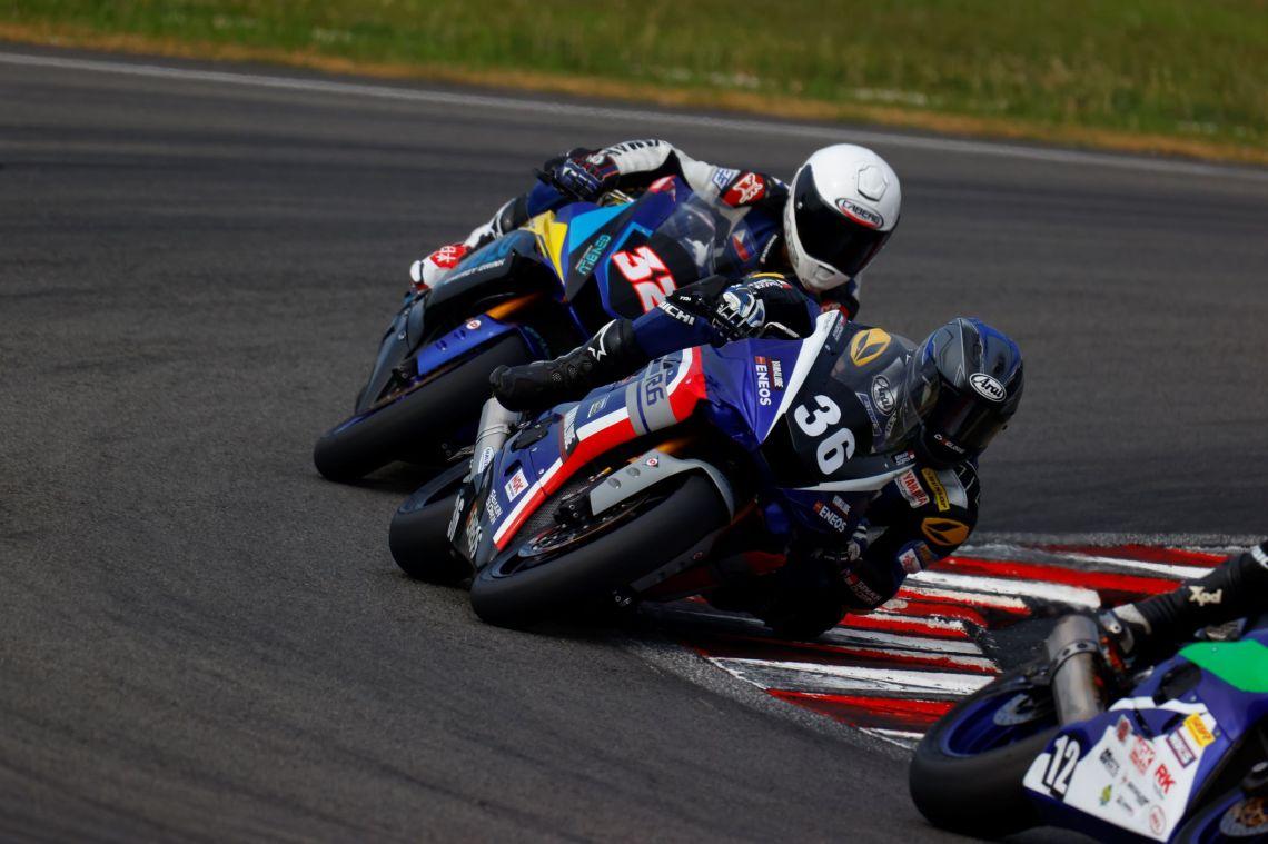 Rider Yamaha Racing Indonesia di Seri 1 Malaysia ARRC 2020 (1)